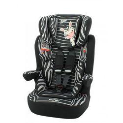 Nania fotelik samochodowy I-Max SP, 9-36 kg Zebre - BEZPŁATNY ODBIÓR: WROCŁAW!