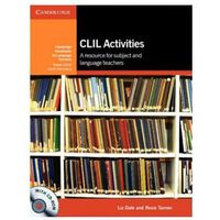 Książki do nauki języka, CLIL Activities Plus CD-ROM Cambridge Handbooks For Language Teachers (opr. miękka)