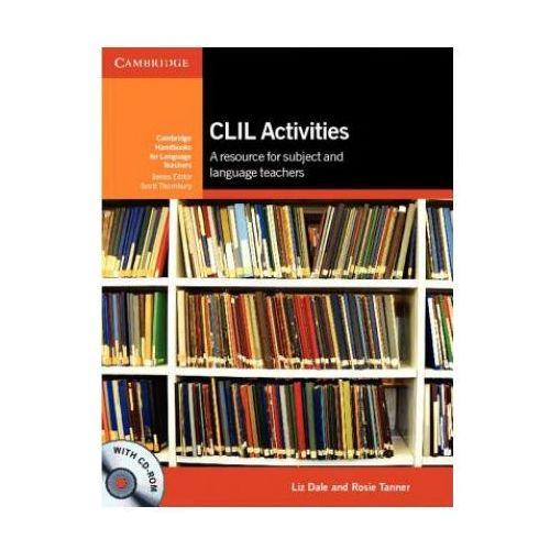 Książki do nauki języka, CLIL Activities Plus CD-ROM Cambridge Handbooks For Language Teachers (opr. miękka)