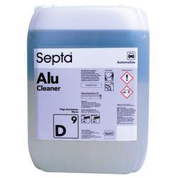 Septa Alu Cleaner D 9 profesjonalny zasadowy płyn do mycia felg samochodowych