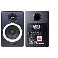 Pozostały sprzęt estradowy, Midiplus MS6 monitory studyjne aktywne (para) Płacąc przelewem przesyłka gratis!