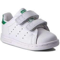 Buty adidas - Stan Smith Cf I BZ0520 Ftwwht/Ftwwht/Green