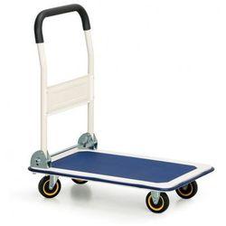 Składany wózek platformowy, 200 kg, platforma 735x480 mm