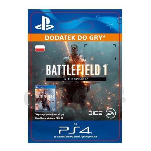 Pozostałe gry i konsole, Battlefield 1 - Nie Przejdą DLC [kod aktywacyjny]