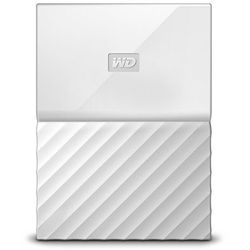 Dysk WD My Passport 4TB USB 3.0 white