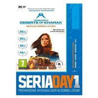 Gry na PC, Homeworld Deserts of Kharak (PC)