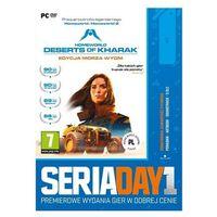Gry PC, Homeworld: Deserts of Kharak - wersja cyfrowa