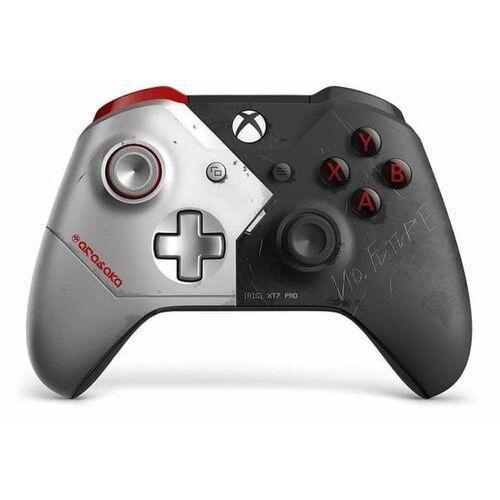 Gamepady, Microsoft gamepad Xbox One, Cyberpunk (WL3-00142)
