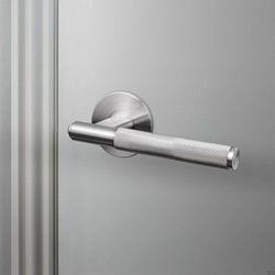 Klamka drzwiowa jednostronna Linear Fixed Stalowa