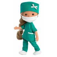 Lalki dla dzieci, Lalka 52610 Miss Minis Pięlęgniarka 26cm