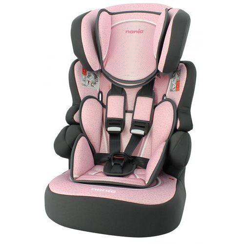 Foteliki grupa II i III, Nania fotelik samochodowy BeLine SP Skyline, Pink