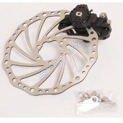 Hamulec Miranda tarczowy tylny mechaniczny z tarczą 160 mm