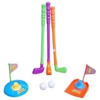 Pozostałe zabawki edukacyjne, Zabawka SWEDE Zestaw do gry w golfa G1533 + DARMOWY TRANSPORT!