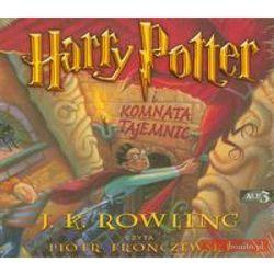 AUDIOBOOK Harry Potter i Komnata Tajemnic