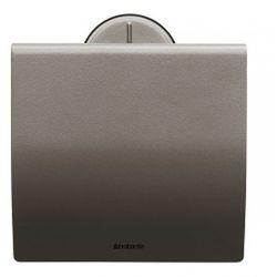 Uchwyt na papier toaletowy Profile platynowy