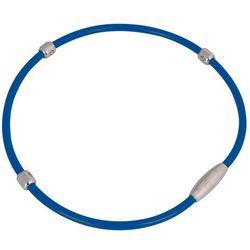 Naszyjnik magnetyczny Alkione inSPORTline, 48 cm, Biały