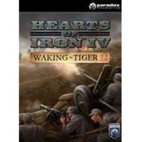 Gry PC, Hearts of Iron 4 Expansion Waking the Tiger (PC)