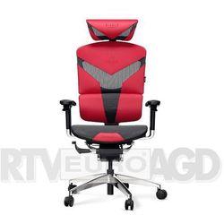 Diablo Chairs V-Dynamic (karmazynowy)