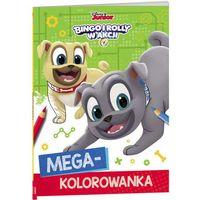 Kolorowanki, Bingo i Rolly w akcji Megakolorowanka KOL-4- bezpłatny odbiór zamówień w Krakowie (płatność gotówką lub kartą).