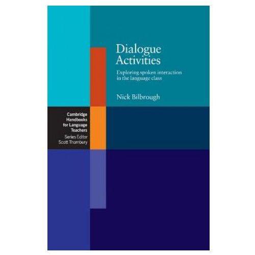 Książki do nauki języka, Dialogue Activities, Paperback (opr. miękka)