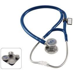 Stetoskop kardiologiczny MDF ProCardial C3 z TYTANU 6w1 - niebieski