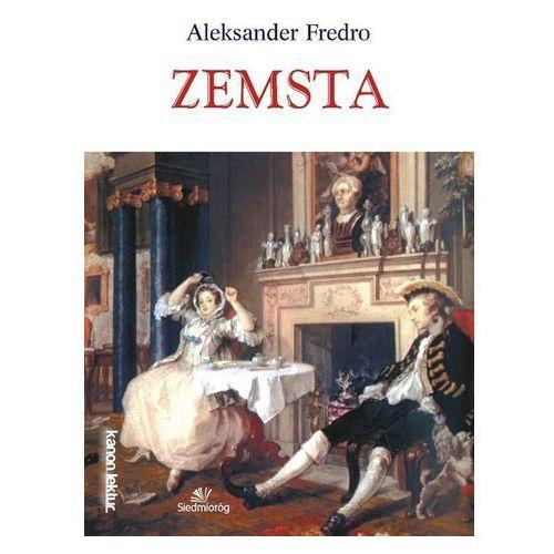 Literatura młodzieżowa, ZEMSTA - Aleksander Fredro (opr. miękka)