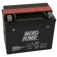 Akumulatory do motocykli, Akumulator motocyklowy Moto Power CBTX12-BS YTX12-BS 12V 10Ah 180A EN L+
