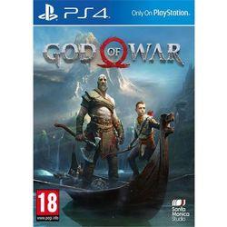 SONY gra God of War na konsolę Play Station 4 - BEZPŁATNY ODBIÓR: WROCŁAW!