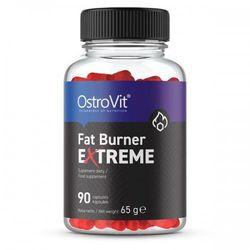 OstroVit Fat Burner eXtreme 90 caps MOCNY SPALACZ
