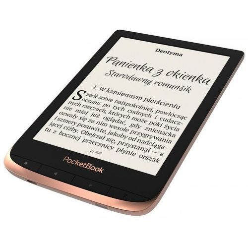 Czytniki e-booków, Pocketbook 632 Touch HD 3