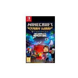 gra Minecraft Story Mode:The Complete Adventure na konsolę Switch