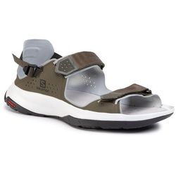 Sandały SALOMON - Tech Sandal Feel 409143 28 M0 Grape Leaf/Trellis/Quarry