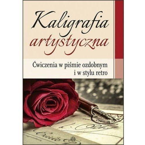 Pozostałe książki, Kaligrafia artystyczna (opr. broszurowa)