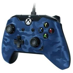 Kontroler PDP Deluxe Camo Blue do Xbox One