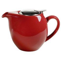 Maxwell & Williams - Infusionst - Dzbanek do herbaty, czerwony, 1,25 l - 1,25 l