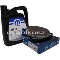 Oleje przekładniowe, Olej MOPAR ATF+4 oraz filtr automatycznej skrzyni biegów NAG1 Lancia Thema 2011-