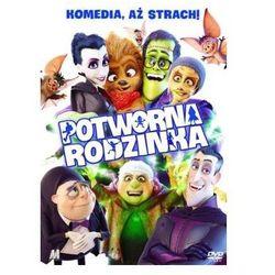 Potworna rodzinka (DVD) + Książka