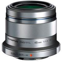 Obiektywy do aparatów, Obiektyw OLYMPUS M.Zuiko Digital 45 mm 1:1.8 ET-M4518