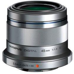 Obiektyw OLYMPUS M.Zuiko Digital 45 mm 1:1.8 ET-M4518