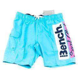 strój kąpielowy BENCH - Corp Boardshort Sea Blue (BL045)