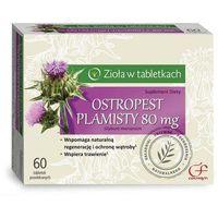 Leki na wątrobę, OSTROPEST PLAMISTY x 60 tabletek