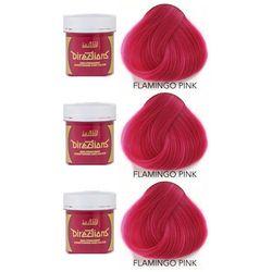 La Riche Directions   Zestaw tonerów koloryzujących: kolor Flamingo Pink 3x88ml