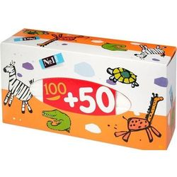 Chusteczki higieniczne Bella, opakowanie 100+50 sztuk, box - Super Ceny - Autoryzowana dystrybucja - Szybka dostawa - Hurt - Wyceny