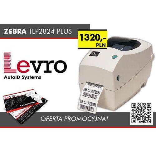 Drukarki termiczne i etykiet, Zebra TLP2824