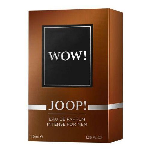 Wody perfumowane męskie, JOOP! Wow! Intense For Men woda perfumowana 40 ml dla mężczyzn