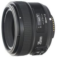 Obiektywy fotograficzne, Yongnuo YN 35 mm f/2.0 N (mocowanie Nikon F)