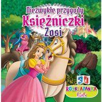Książki dla dzieci, Rozkładanka 3D Niezwykła przygoda księżniczki Zosi - Praca zbiorowa (opr. twarda)
