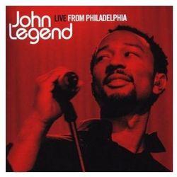 Live From Philadelphia (CD) - John Legend