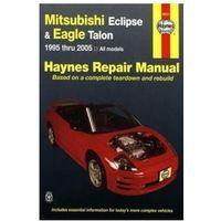 Biblioteka motoryzacji, Mitsubishi Eclipse 1995 - 2005 i Eagle Talon 1995 - 1998