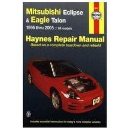 Mitsubishi Eclipse 1995 - 2005 i Eagle Talon 1995 - 1998
